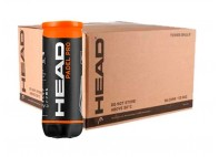 HEAD Palline Padel Pro Confezione 24 Tubi